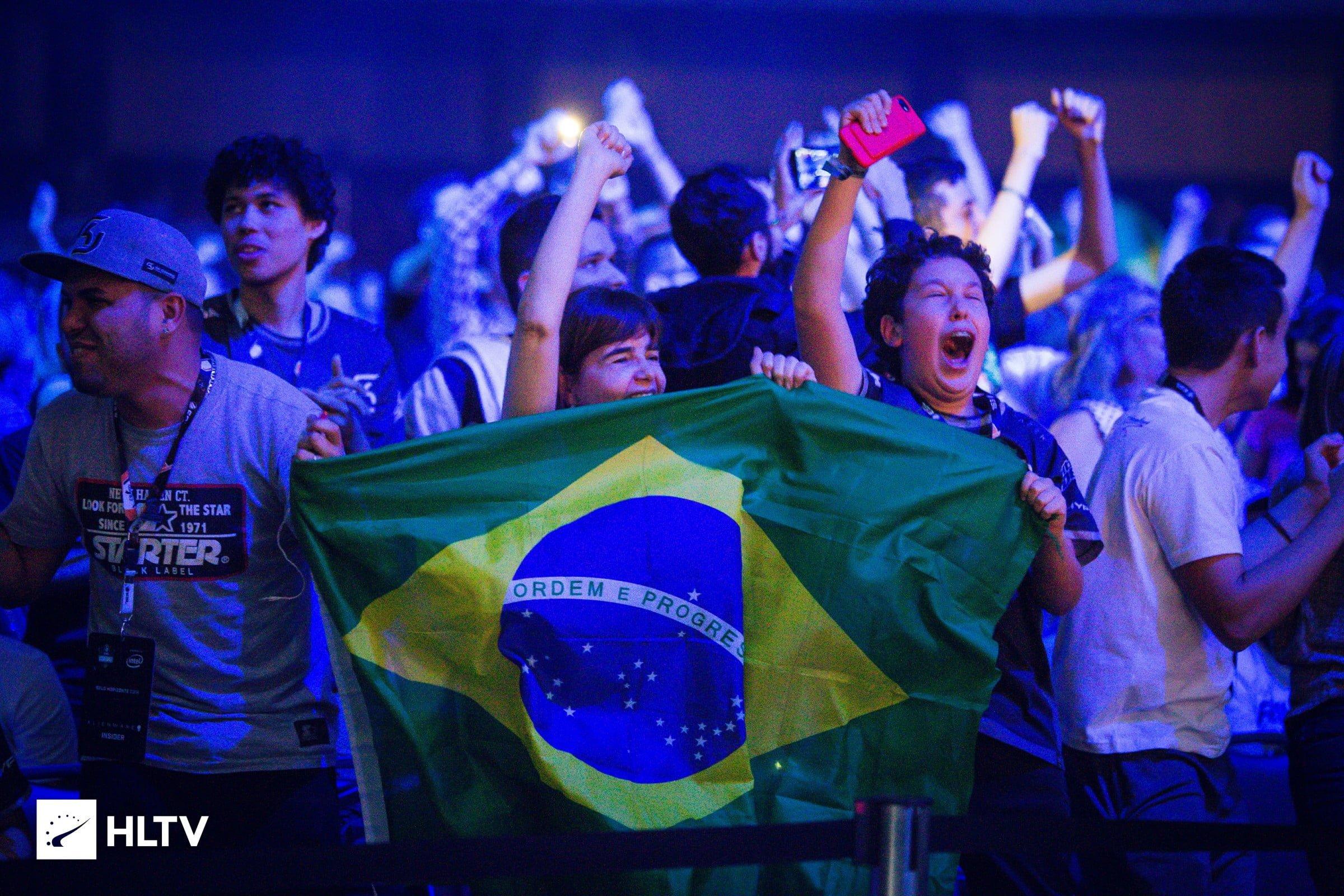 Equipes Brasileiras