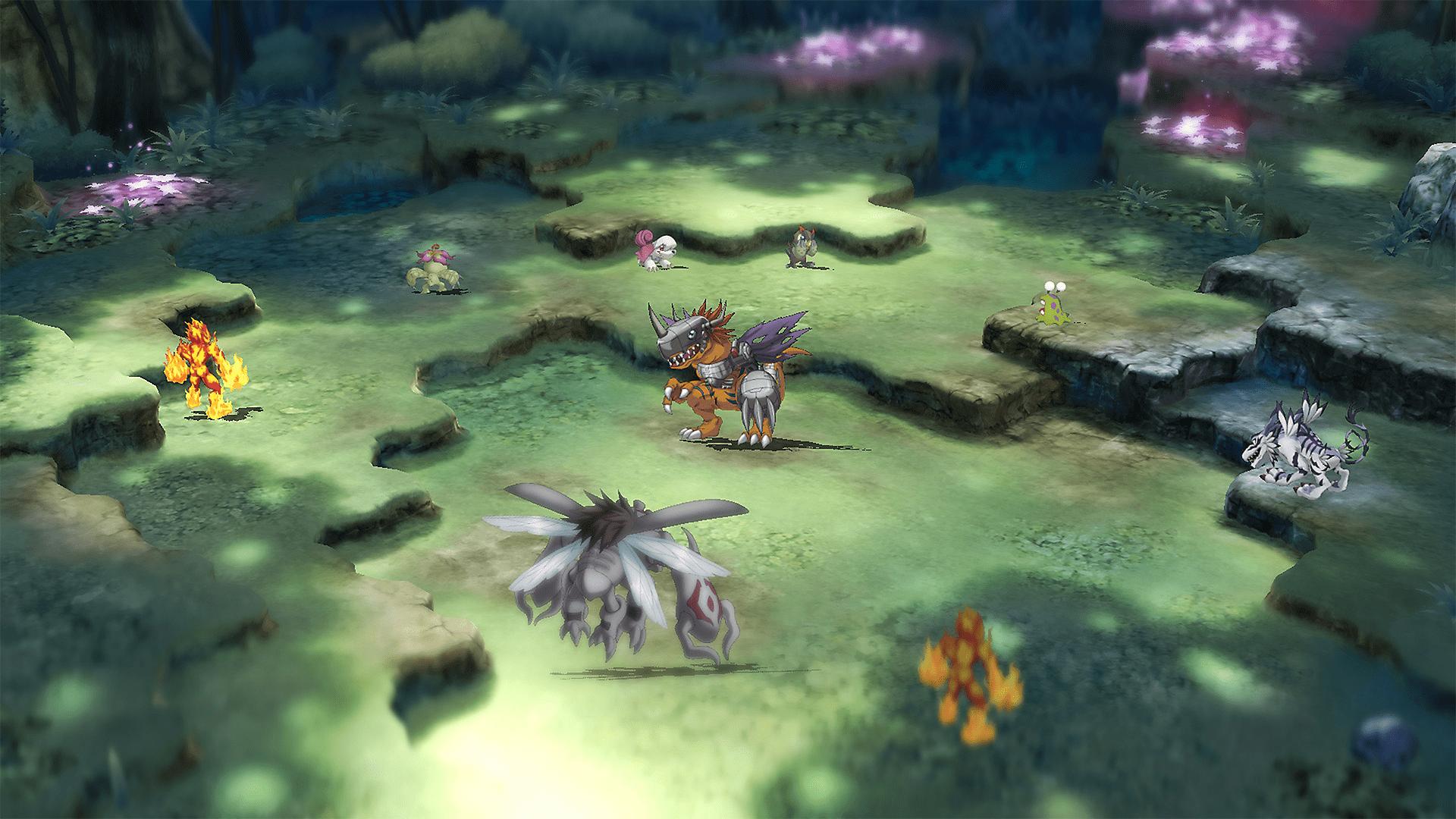 Digimon Survive tem sua data de lançamento adiada.