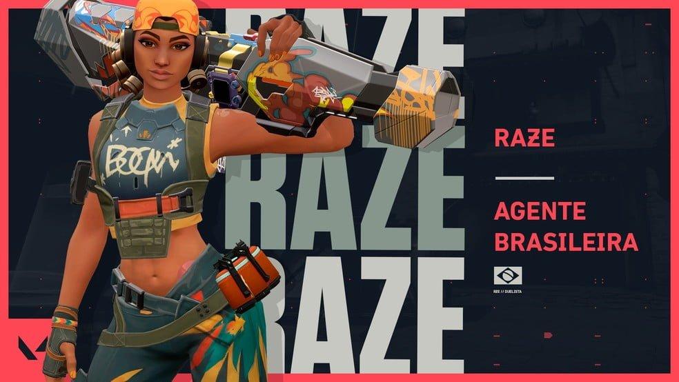 Agente Razer se apresentando para o serviço!