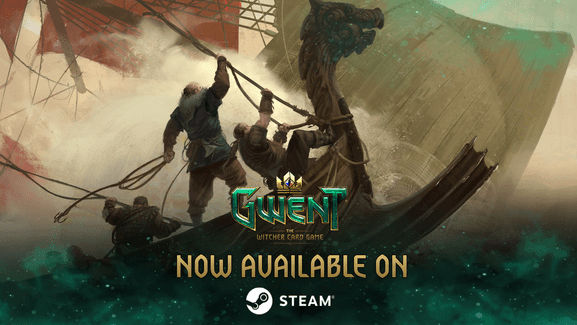 GWENT chegou ao STEAM!