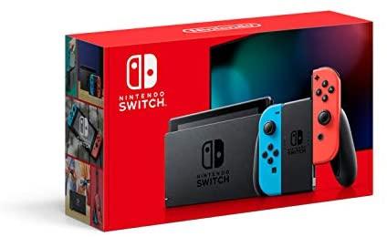 O nintendo switch bate recorde de vendas e surpreende a própria Nintendo.