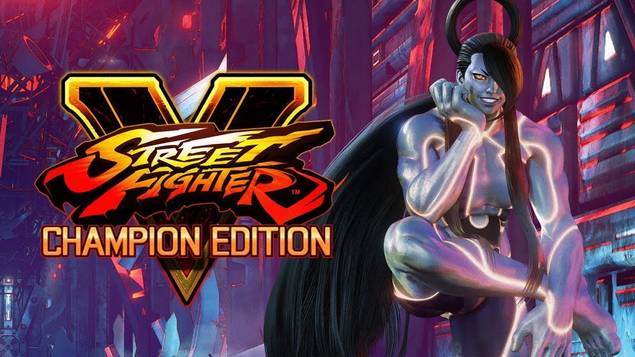 Street Fighter V: Champion edition ganhará uma quinta e ultima temporada.