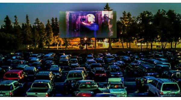 Cinema drive-in