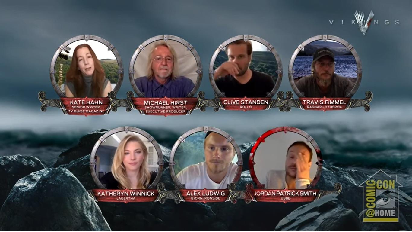 Vikings SDCC
