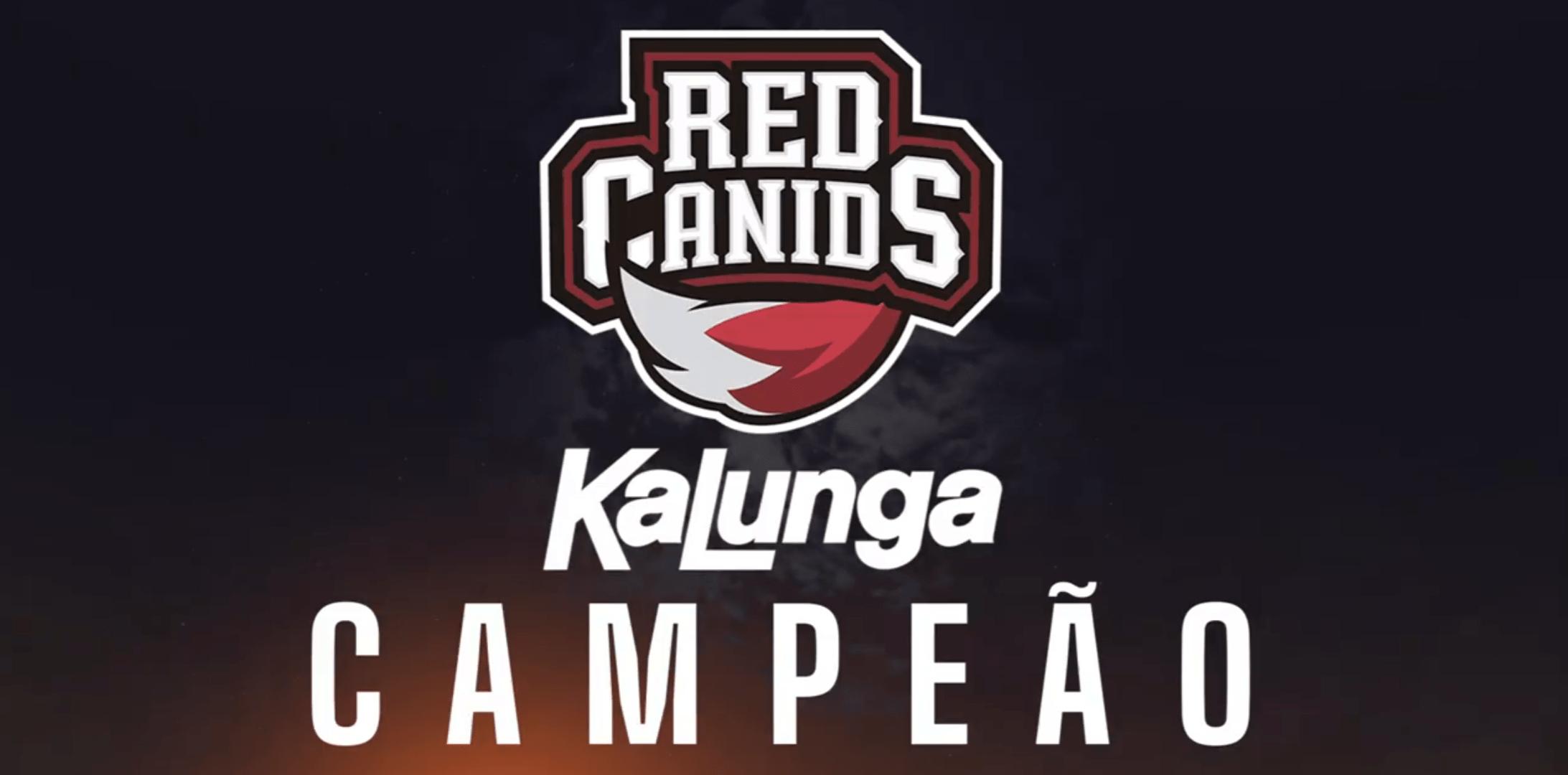 A RED Kalunga é a campeã do Circuito Desafiante