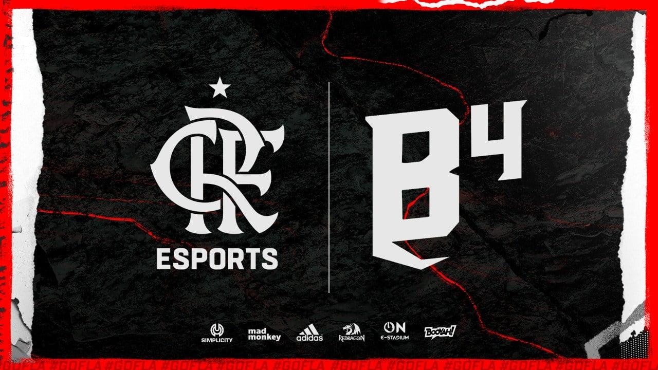 No Free Fire, Flamengo Esports fecha parceria com a B4stardos