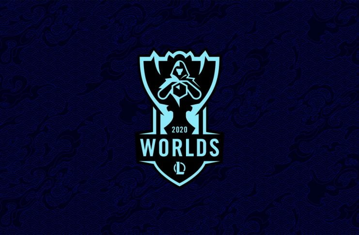 logo do mundial de league of legends 2020