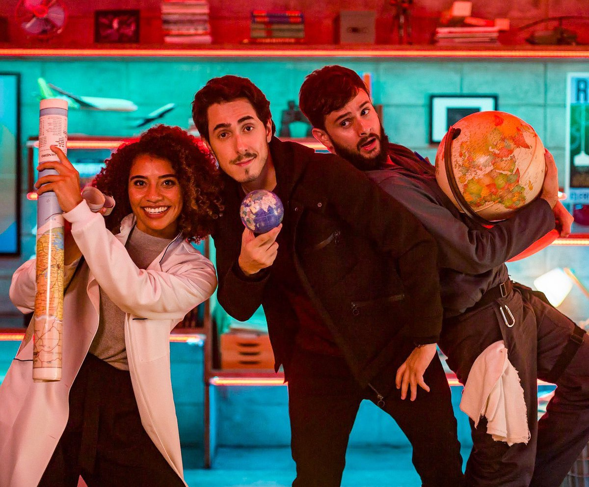 Crítica: Mundo Mistério, série original Netflix de Felipe ...