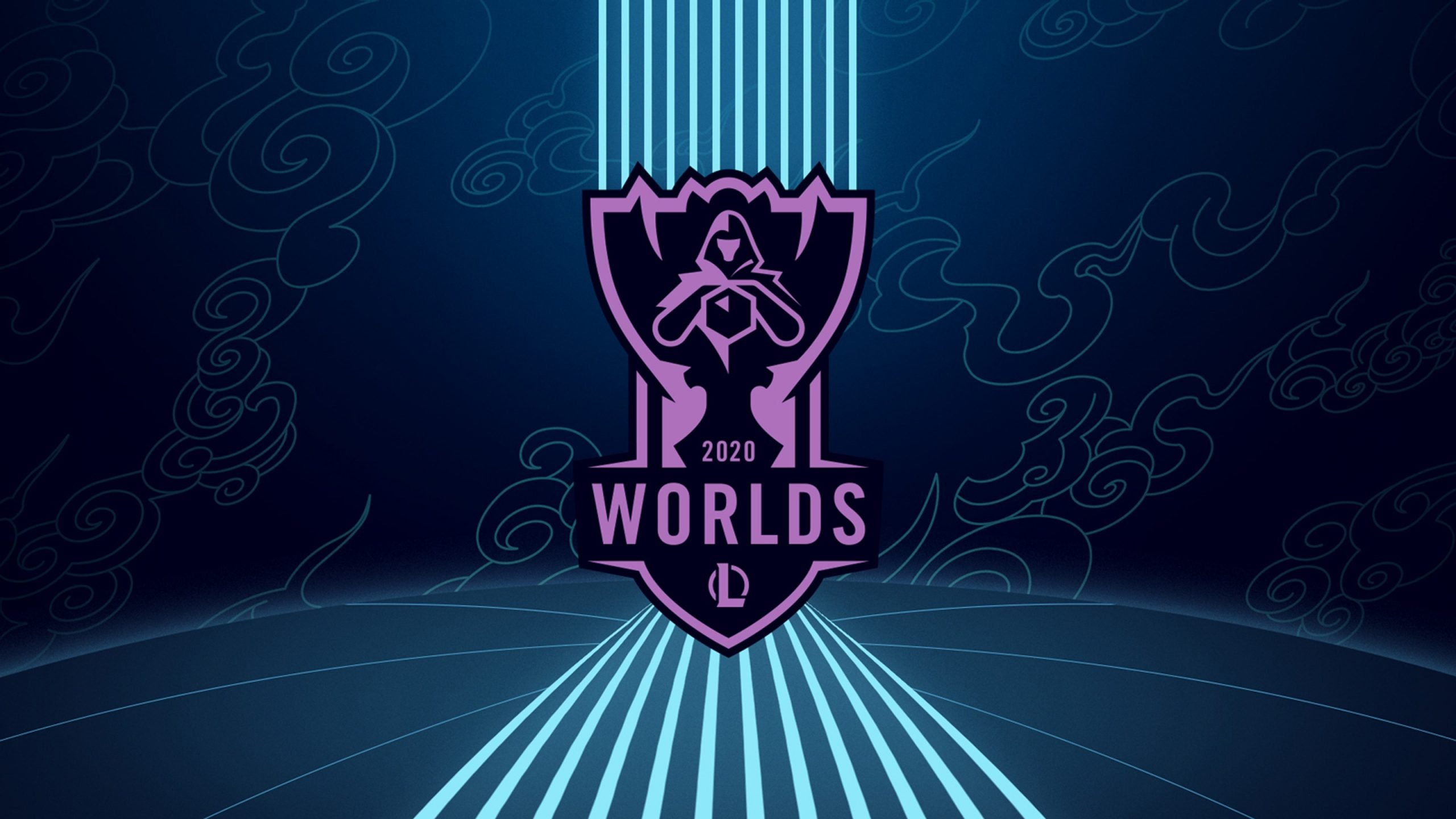 logo do Worlds 2020 - INTZ na disputa