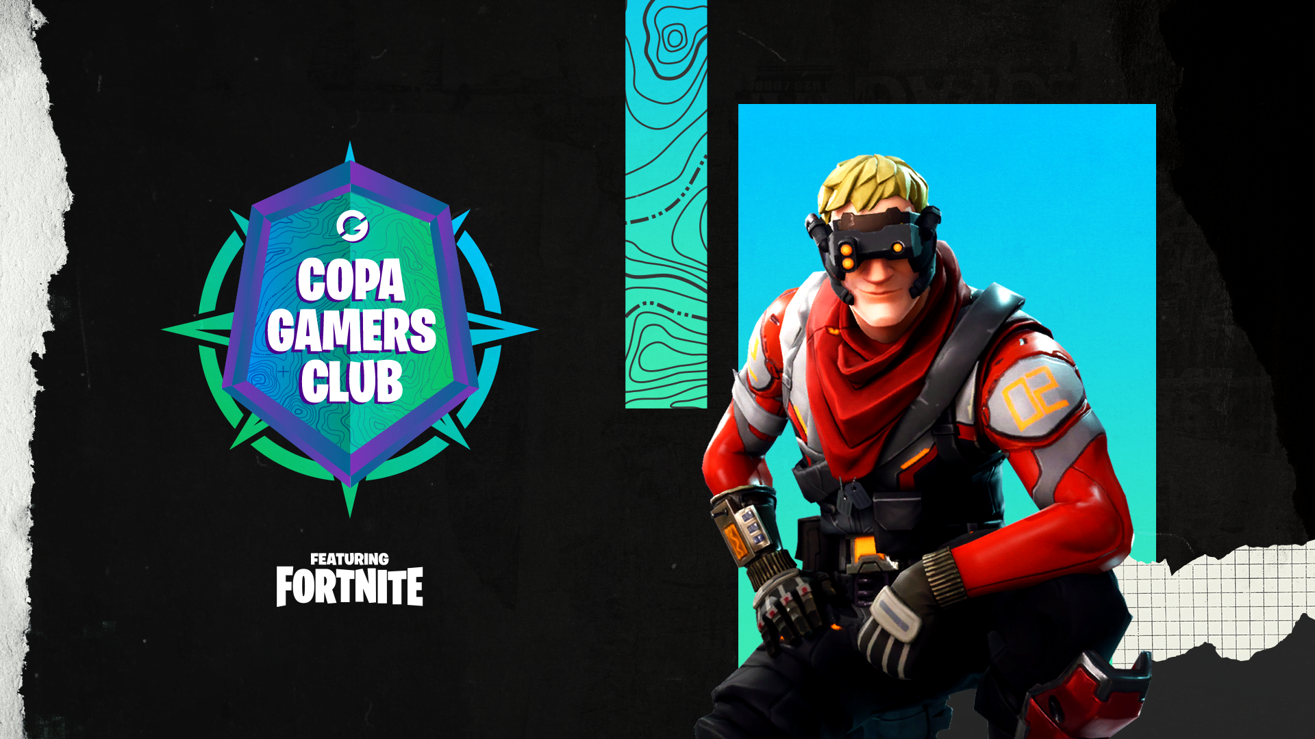 Copa Gamers Club Fortnite