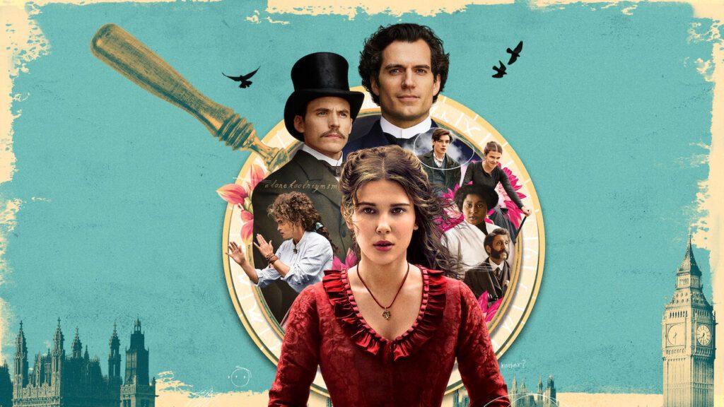 Imagem de capa do filme com os personagens principais