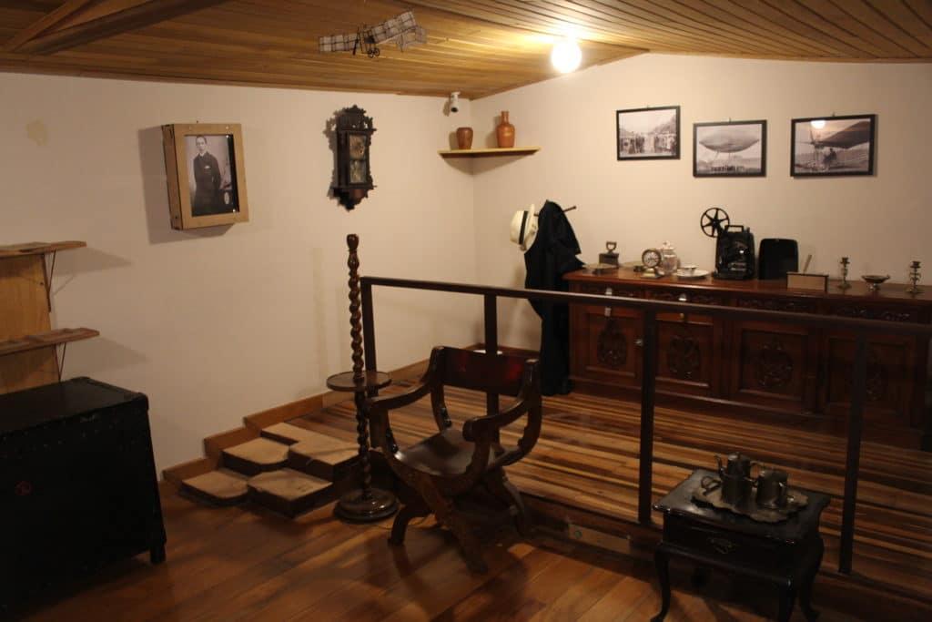 Sala Santos Dumont BH Escape