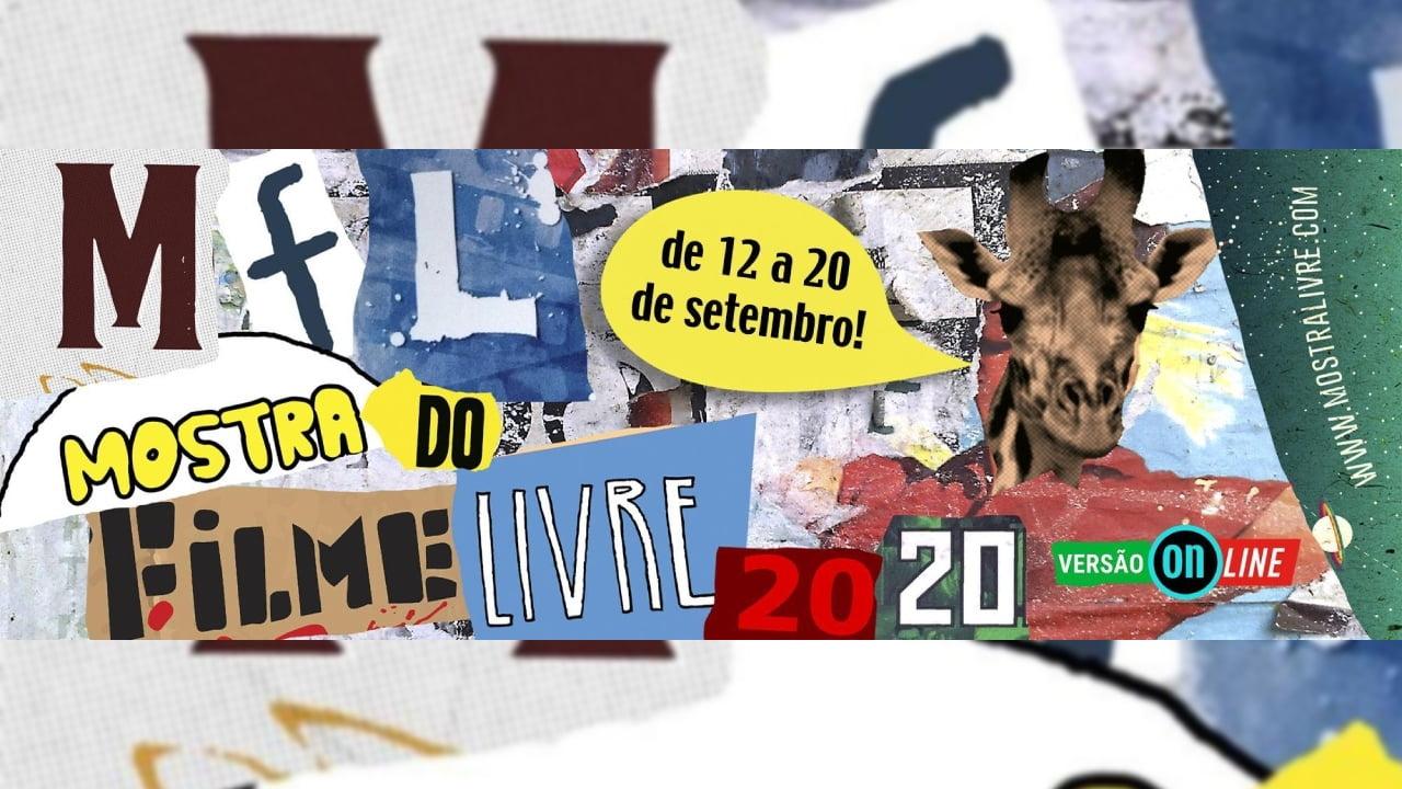 cartaz da Mostra Filme Livre