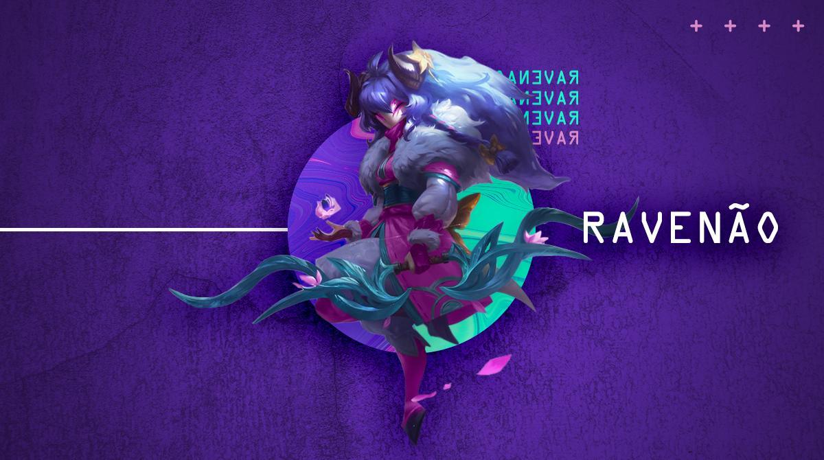 O Ravenão 2.0 vem aí