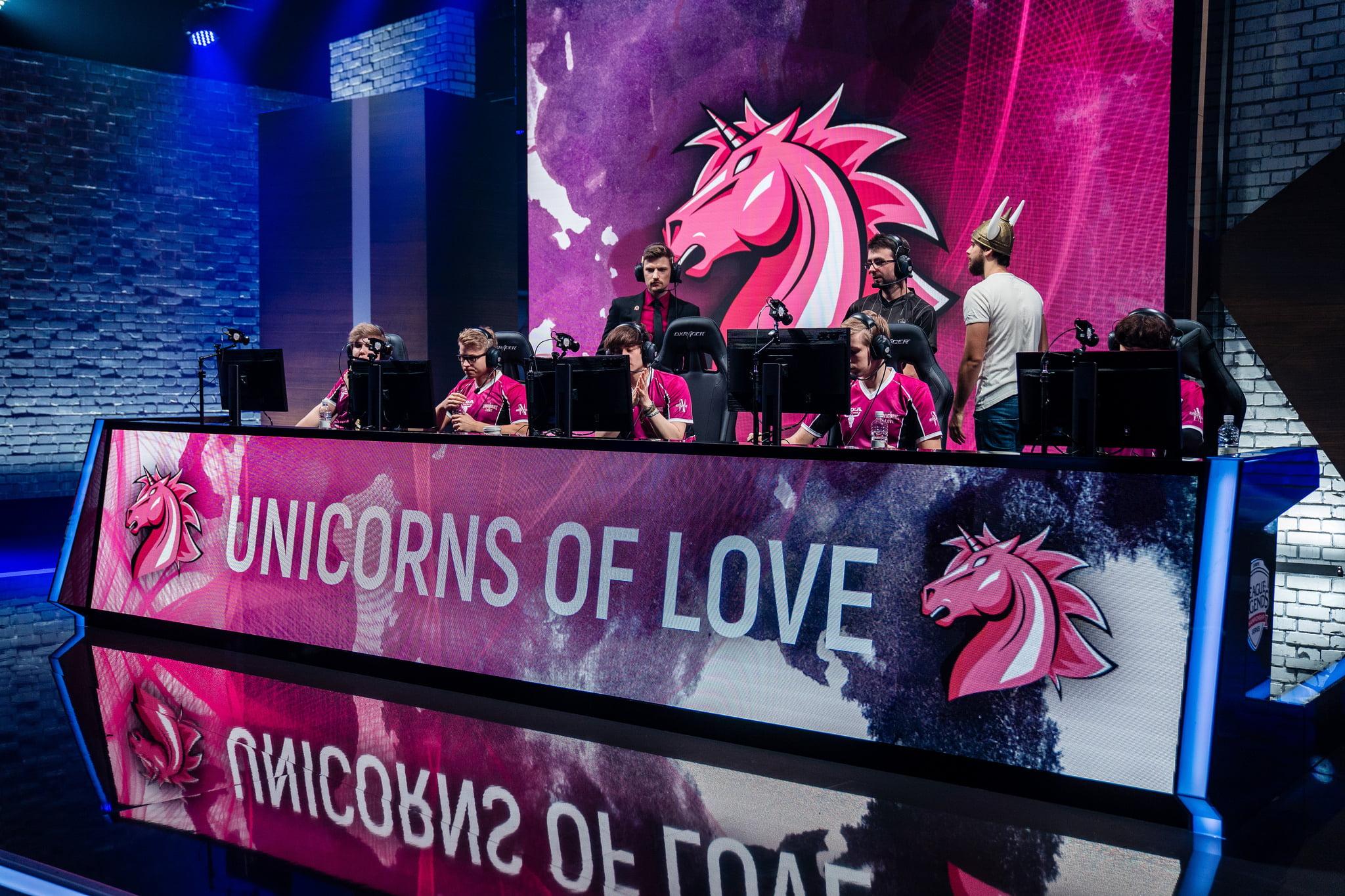 Worlds 2020 Unicorns of Love