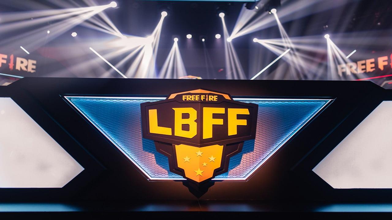 Logo LBFF