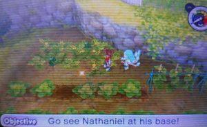 Imagem mostrando um item que apareceu de forma aleatória no mapa do jogo