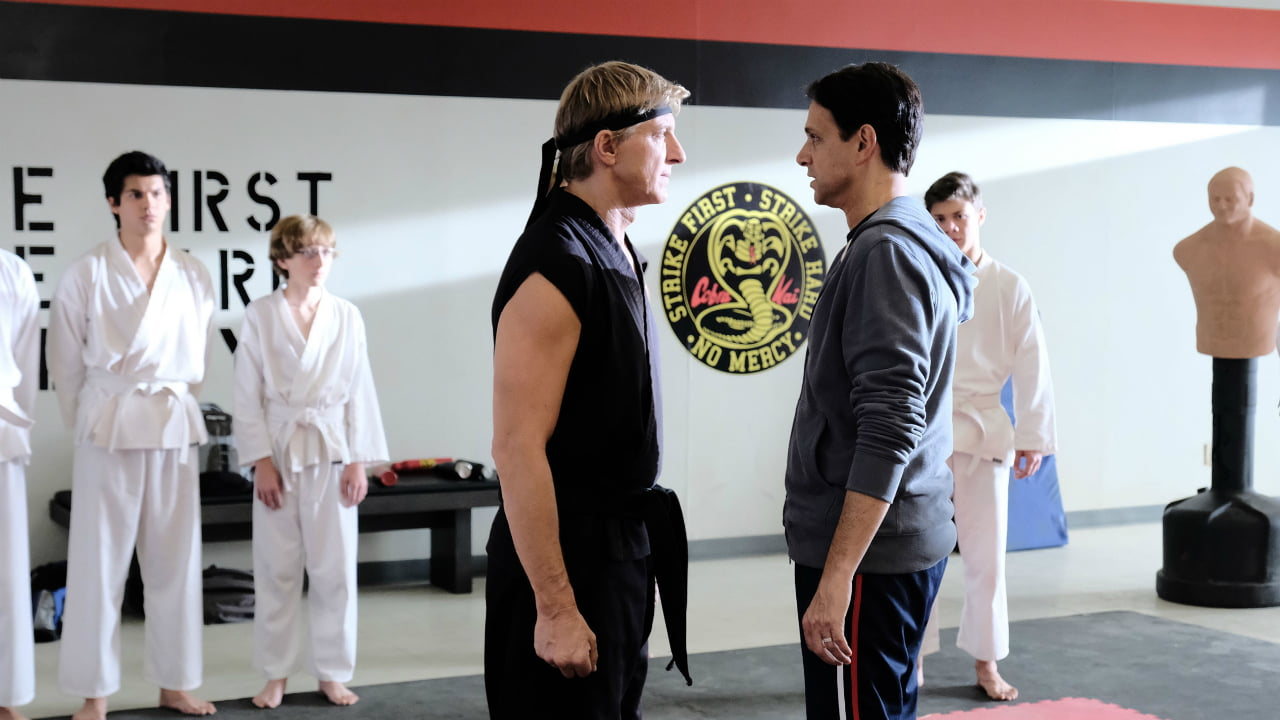Cobra Kai terceira temporada
