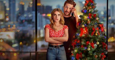 Luke Bracey e Emma Roberts / Imagem: Reprodução.