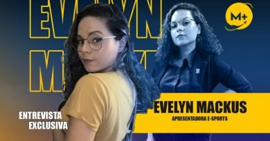 Evelyn Mackus no Entrevista+