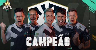 Team Liquid campeã da FFCS / Imagem: Reprodução.