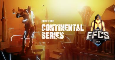 Free Fire Continental Series / Imagem: Reprodução