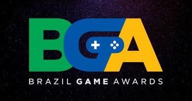 Logo do Brasil Game Awards