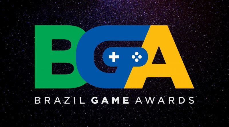 Logo do Brasil Game Awards