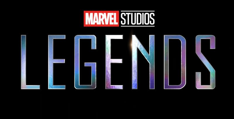 Imagem de divulgação da niva série do MCU chamada Marvel Studios: Legends