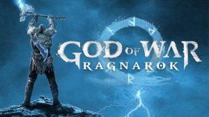 Imagem de divulgação de God of War: Ragnarok
