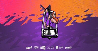 Logo da Liga NFA Feminina / Imagem: Reprodução