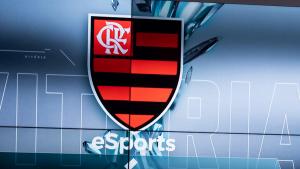 Logo da Flamengo eSports, ganhadora no Brasil Game Awards