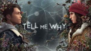 Capa de Tell Me Why