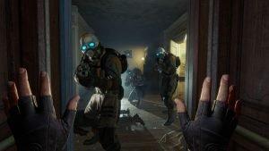Capa de Half-Life Alyx para o Game Awards