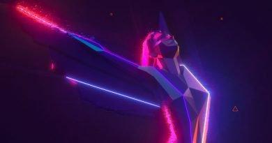 Imagem com o logo do Game Awards