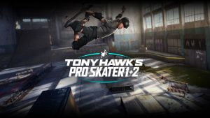 Capa de Tony Hawk