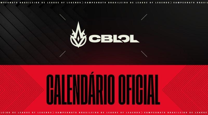 Calendário do CBLoL foi divulgado