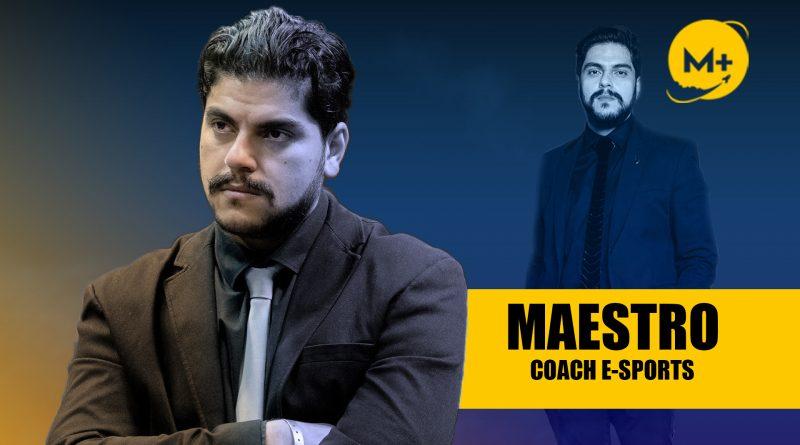 Entrevista+ com o Maestro, coach da INTZ de League of Legends