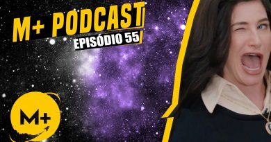 M+ Podcast 55: Wanda Vision Episódio 7