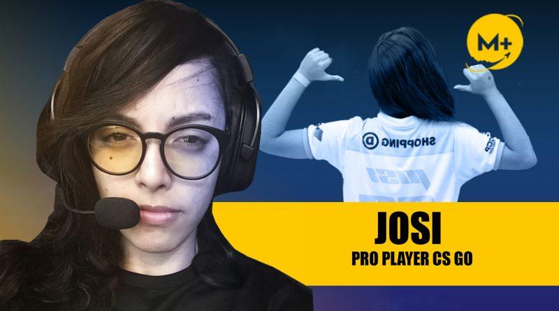 Entrevista+ Josi conta sobre sua trajetória, desafios e hobbies