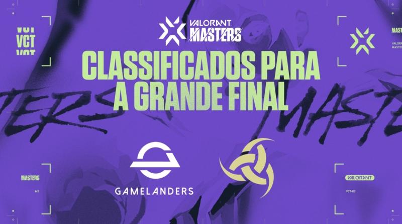 VCT Masters Gamelanders e Vikings disputarão a grande final