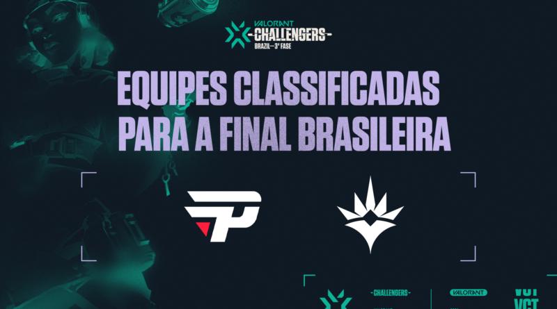 VCTBR2 paiN e Havan conquistam a vaga para a Final Challengers