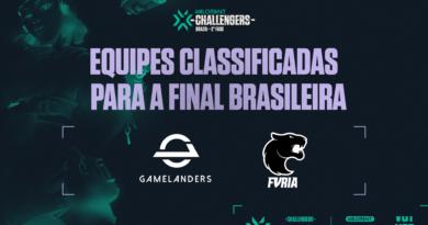 Valorant Challengers Brazil Gamelander e Furia avançam para a Final