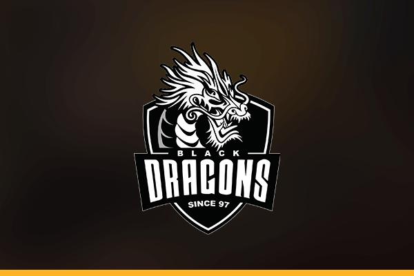 Brasão do Black Dragons