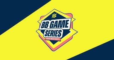 Logo do BB Games Series de Wild Rift