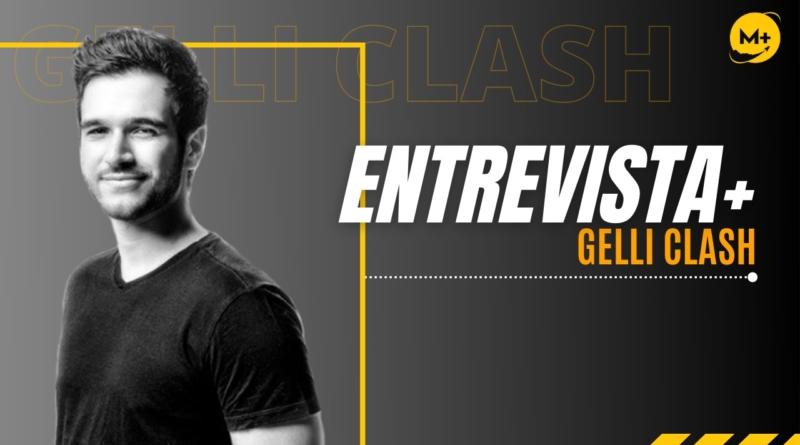 Entrevista+ Gelli Clash fala sobre sua carreira e produção de conteúdo