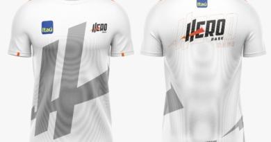 Fortnite Hero Base lança camiseta em parceria com Itaú
