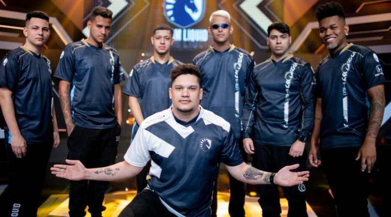 Team Liquid - LBFF5