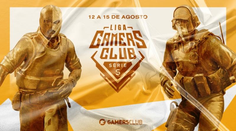 CSGO Bravos e Paquetá são os finalistas da Liga GC Série S