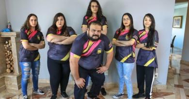 CSGO Jaguares é campeã da GC Masters Feminina III